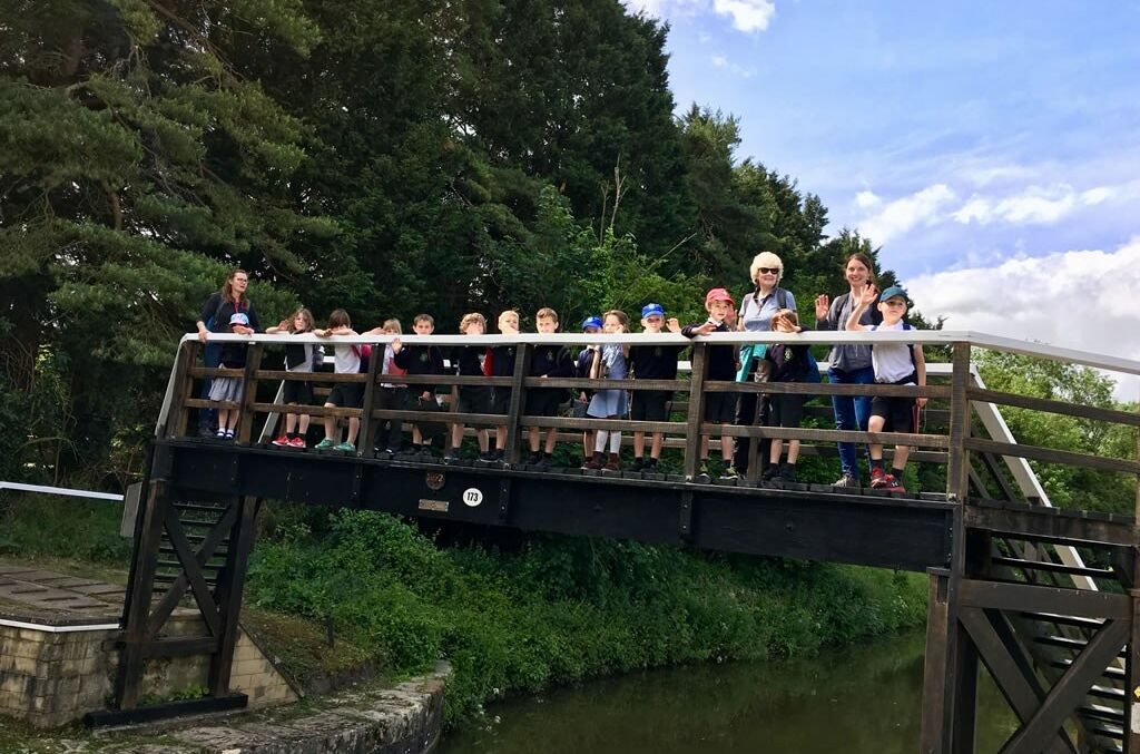 Beech Class Canal and River Trip June 2019